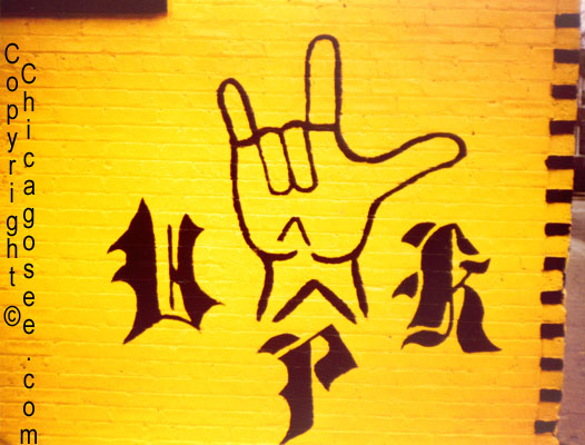 latin king hand sign - photo #11