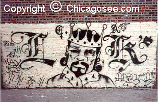 latin kings graffiti - photo #31